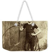 Penny Farthing - High Wheel - Ordinary   Weekender Tote Bag