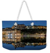 Perfect Sodermalm Blue Hour Reflection Weekender Tote Bag