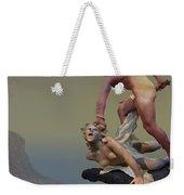 Perseus Fighting Medusa Weekender Tote Bag