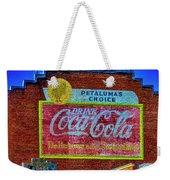 Petalima's Drink Coca-cola Weekender Tote Bag