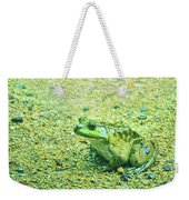 Photo-frog Weekender Tote Bag by Jamart Photography