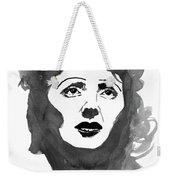 Piaf Weekender Tote Bag
