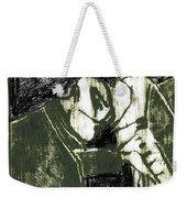 Pianist At The Piano Weekender Tote Bag