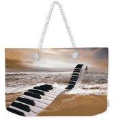 Piano Fantasy Weekender Tote Bag