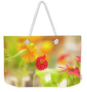Pick Me Up Flowers Weekender Tote Bag