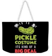Pickle Costume Funny Apparel Weekender Tote Bag