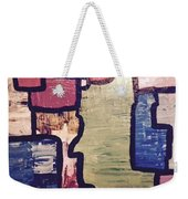 Pieces Of The Puzzle Weekender Tote Bag