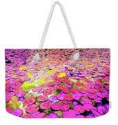 Pink Lily's Weekender Tote Bag