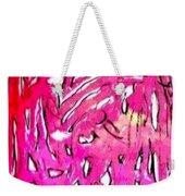 Pink Love Weekender Tote Bag
