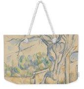Pistachio Tree At Chateau Noir Weekender Tote Bag