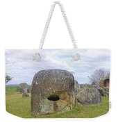 Plain Of Jars Weekender Tote Bag