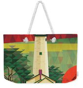 Point Aux Barques-michigan  Weekender Tote Bag
