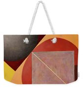 Point Line And Plane Weekender Tote Bag