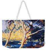 Point Lobos Trees 1919 Weekender Tote Bag