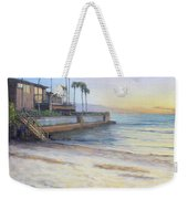 Point Of Rocks At Sunset Weekender Tote Bag