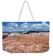 Point Supreme Overlook - Cedar Breaks - Utah  Weekender Tote Bag
