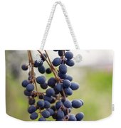 Pokeberries Weekender Tote Bag