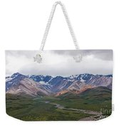 Polychrome Pass In Denali National Park Weekender Tote Bag