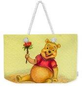 Pooh Bear Weekender Tote Bag
