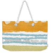 Poolside 2- Art By Linda Woods Weekender Tote Bag