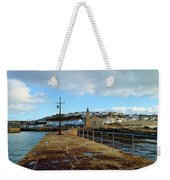 Porthleven Cornwall Weekender Tote Bag