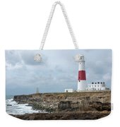 Portland Bill Weekender Tote Bag
