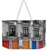 Porto Colour Weekender Tote Bag