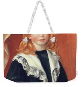 Portrait De Jean Renoir Weekender Tote Bag
