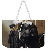 Portrait Of A Betrothed Couple  Weekender Tote Bag