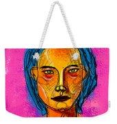 Portrait Of A Woman 1139 Weekender Tote Bag