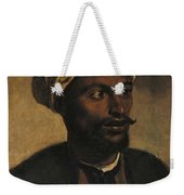 Portrait Of An Arab Weekender Tote Bag