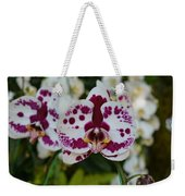 Portrait Of An Orchid Weekender Tote Bag