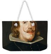 Portrait Of Philip Iv  King Of Spain  Weekender Tote Bag