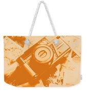 Posterised Photography Weekender Tote Bag