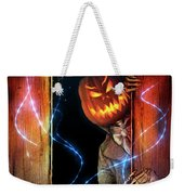 Posthumous Pumpkin Weekender Tote Bag