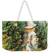 Prairie Girl Weekender Tote Bag