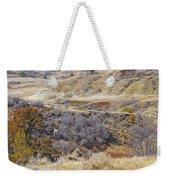 Prairie Slopes Reverie Weekender Tote Bag