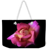 Prelude To A Rose Weekender Tote Bag