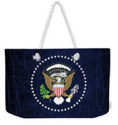 President Seal Eagle Weekender Tote Bag