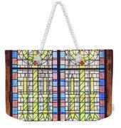 Pretty Glass Weekender Tote Bag
