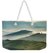 Pretty Morning In Toscany Weekender Tote Bag