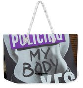 Pro Women's Rights Weekender Tote Bag