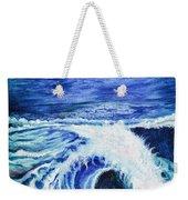 Promethea Ocean Triptych 1 Weekender Tote Bag