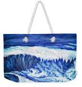 Promethea Ocean Triptych 2 Weekender Tote Bag