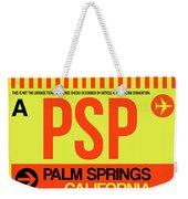 Psp Palm Springs Luggage Tag I Weekender Tote Bag
