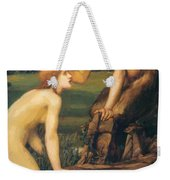 Psyche And Pan 1874 Weekender Tote Bag