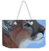 Puma Weekender Tote Bag by Tracey Goodwin