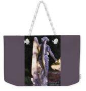 Purple Angel Weekender Tote Bag