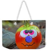 Purple Nose Weekender Tote Bag by Jamart Photography