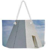 Pyramid Bell Tower Maine Weekender Tote Bag